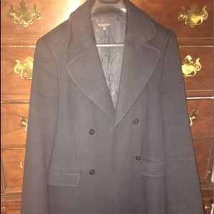 Brooks brothers Lora piano designer runway coat